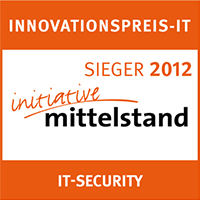 Logo Innovationspreis 2012